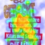 Wahlplakate_Die Linke